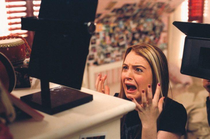 Escena de la película Un viernes de locos