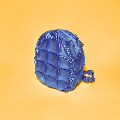 mochila inflable de los 90´s