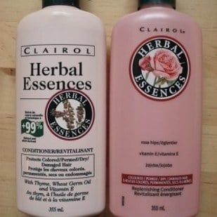 shampoo herbal esscense