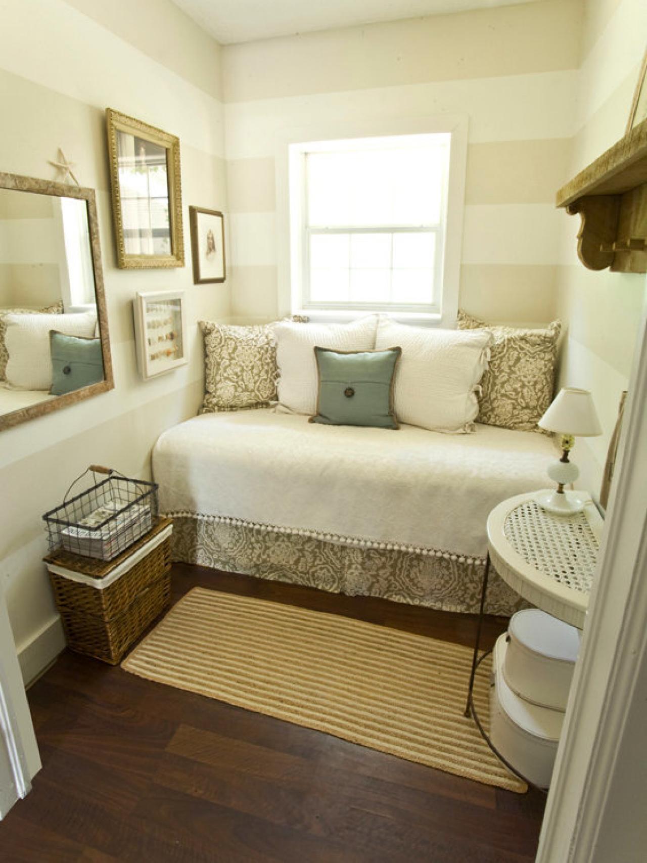 La iluminación natural en una habitación crea más espacio