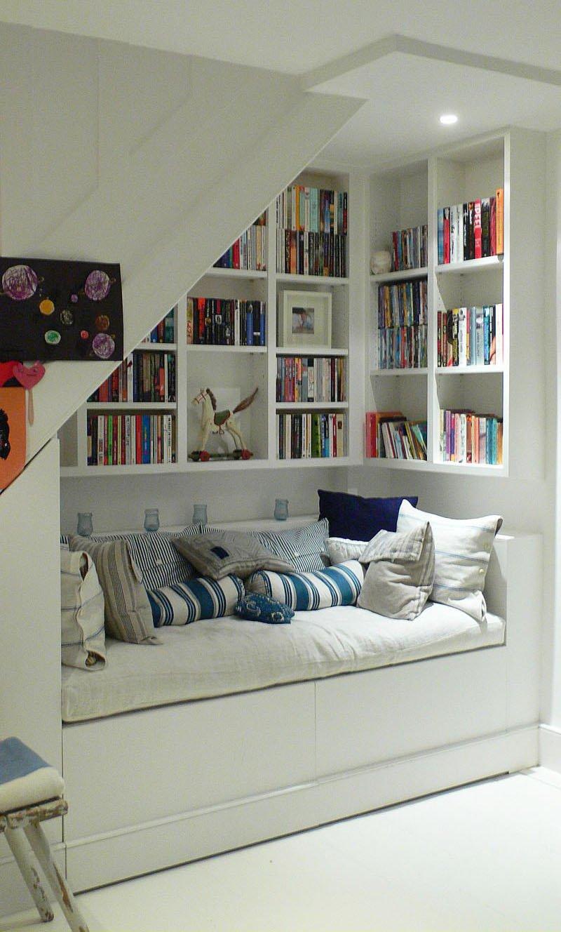 20 incre bles ideas para ahorrar espacio en una habitaci n for Cuarto 4x4 metros