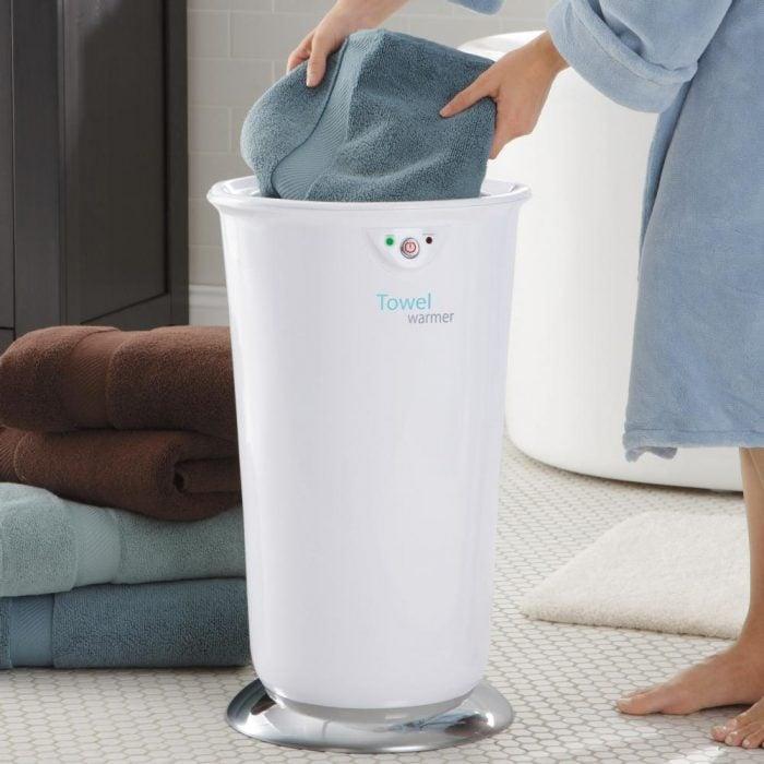 maquina calentadora de toallas