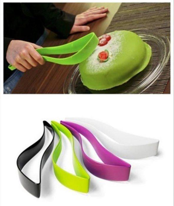 cortador de pastel