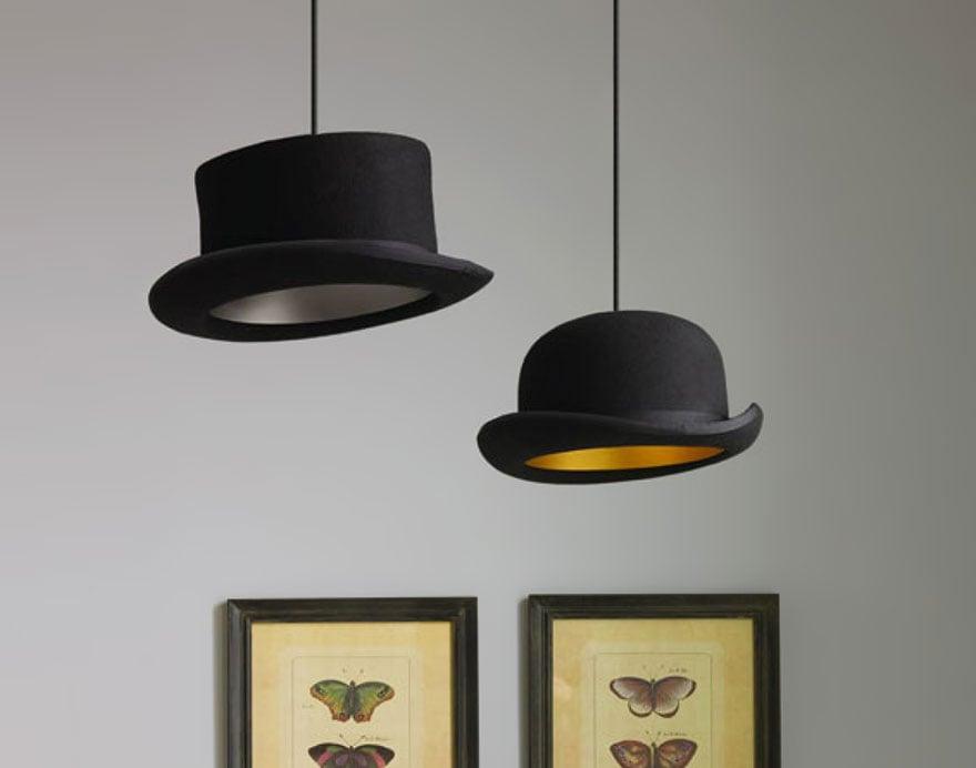 lmparas de sombrero