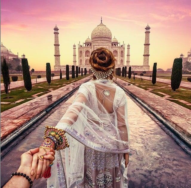 pareja más famosa de instagram viajando por el mundo