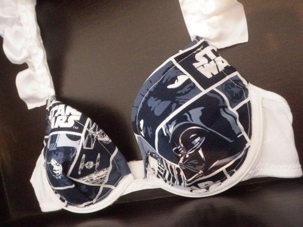sostén de Star wars