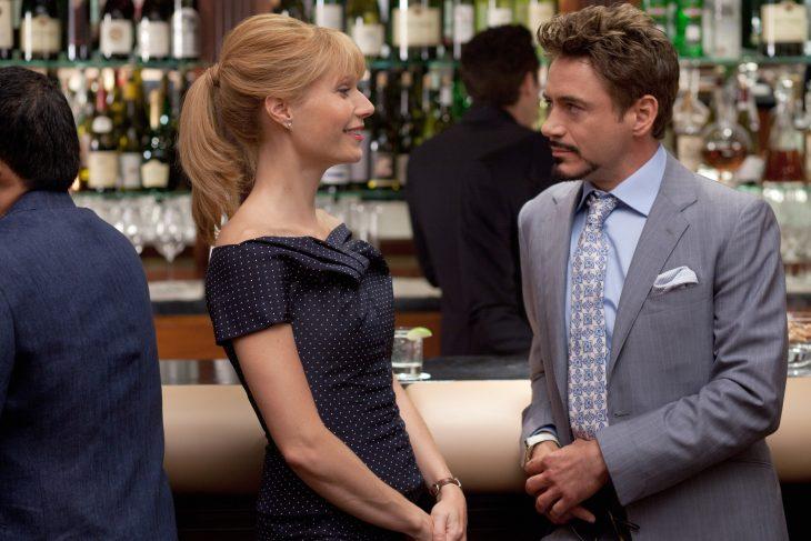 Escena de la película Iron Man