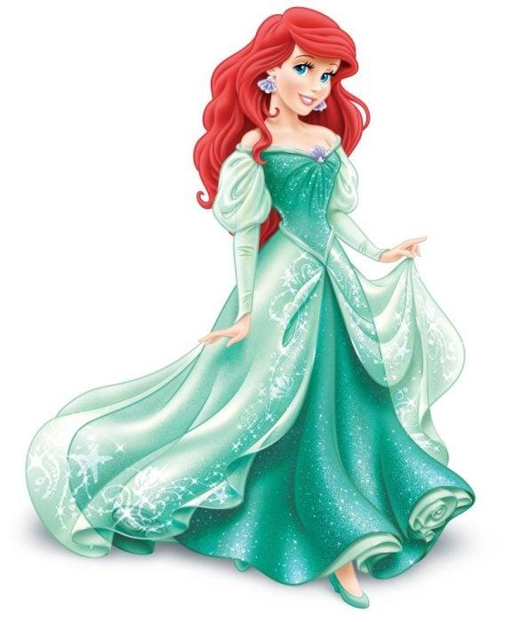 """Ariel de la película de Disney """"la sirenita"""""""