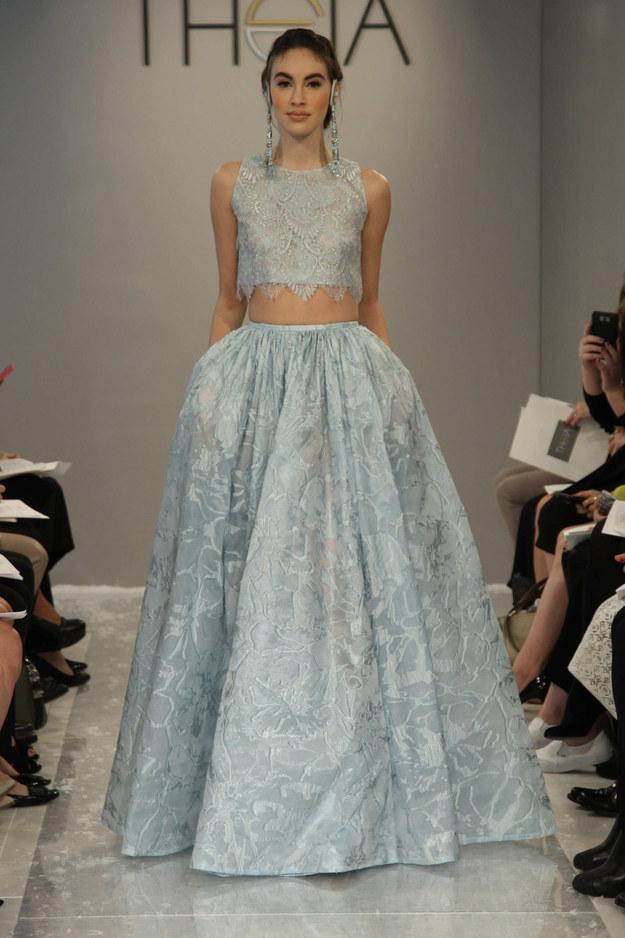 35 Vestidos de novia inspirados en las princesas de Disney