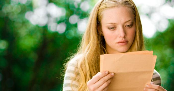 Una carta abierta para la chica que DEJÓ ir al chico bueno