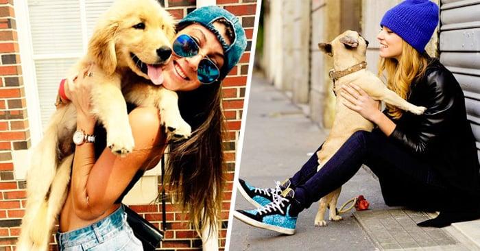 20 Cosas que debes saber ANTES de salir con una chica que es AMANTE de los perros