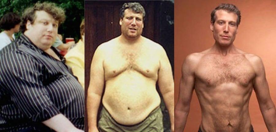 Como peso perdido de Jesse Nelson