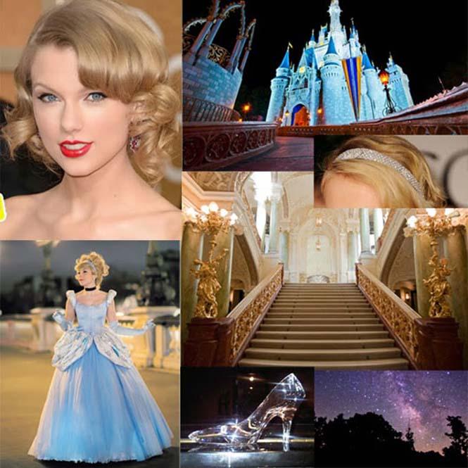 Artista hace a las celebridades estrellas de disney (10)