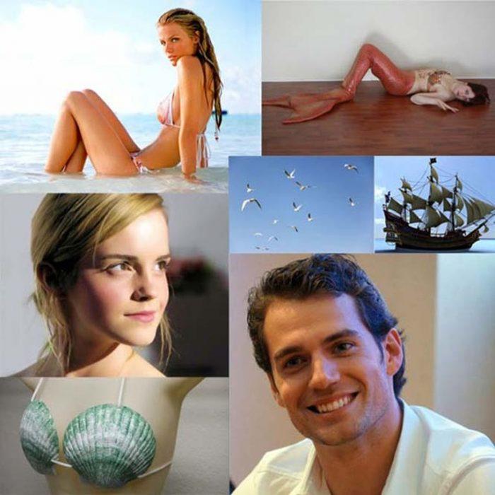 Artista hace a las celebridades estrellas de disney (2)