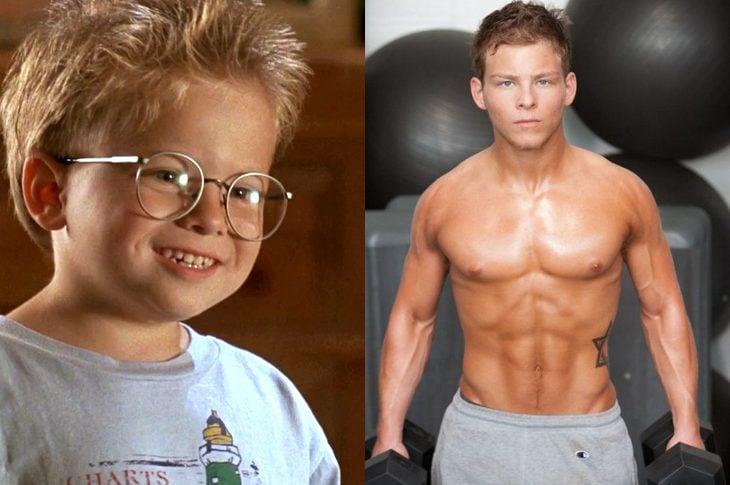 El antes y el después de Jonathan Lipnicki