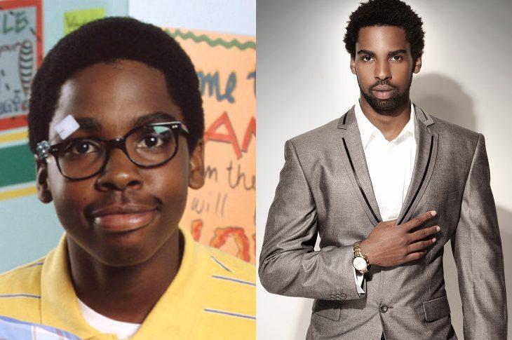El antes y el después de Daniel Curtis Lee