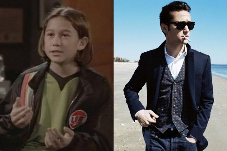 El antes y el después de Joseph Gordon Levitt