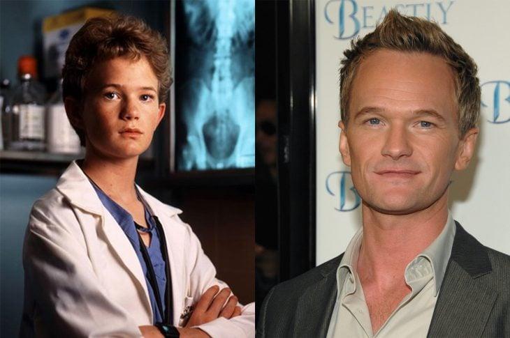 El antes y el después de Neil Patrick Harris