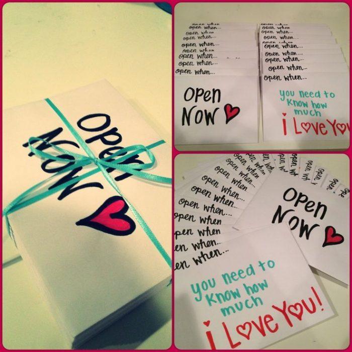 Cartas para toda ocasión