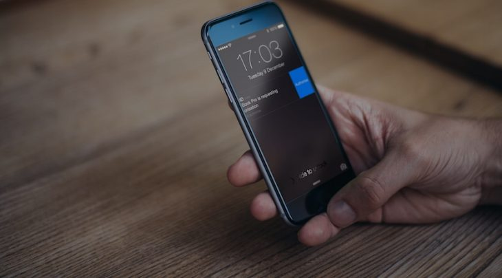 Responder mensajes iPhone
