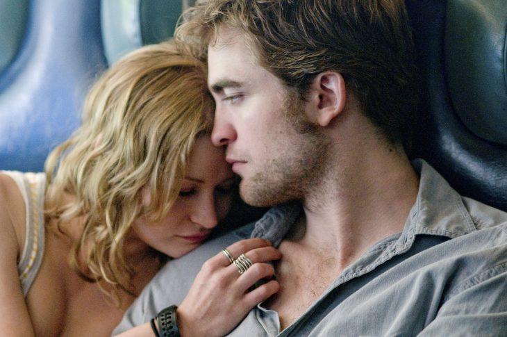 Escena de la película remember me
