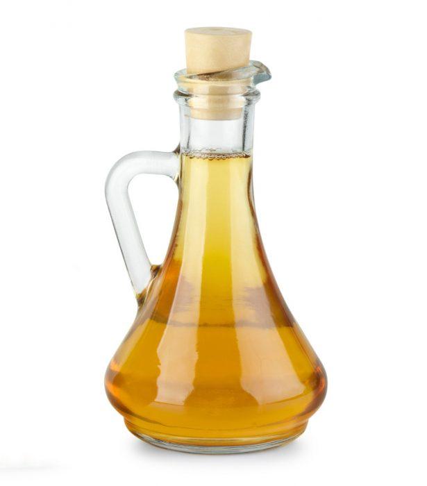 Envase de vinagre de manzana