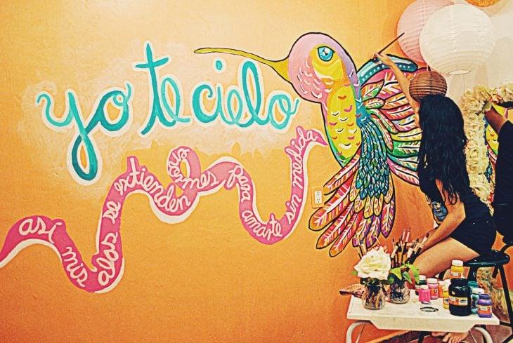 Yo te cielo-Frida Kahlo