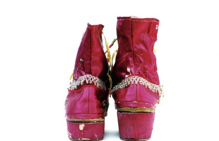Botines de Frida Kahlo