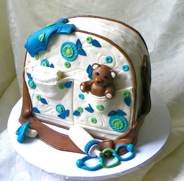 Baby Shower Ideas For Boys Cake Mamilas