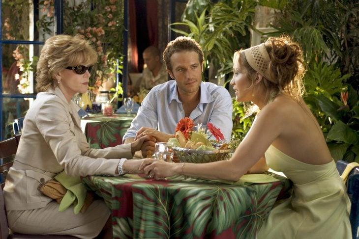 Escena de la película La madre del novio