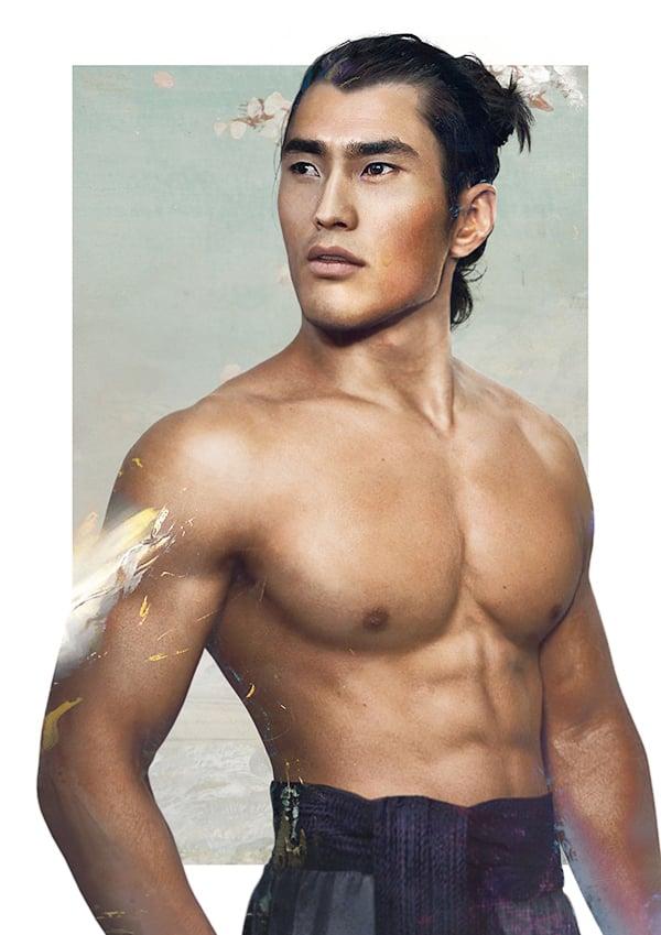 Capitán Li Shangen una versión realisata (5)