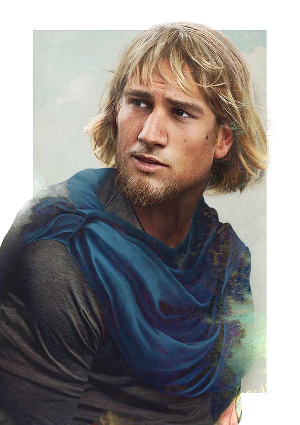 Capitán Phoebus en una versión realisata (5)