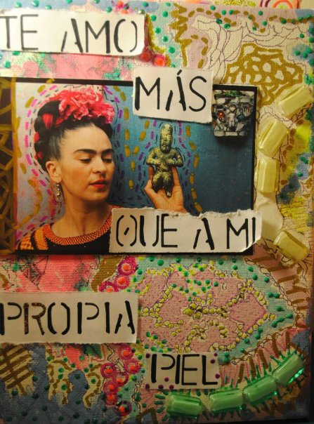 Collage Frida