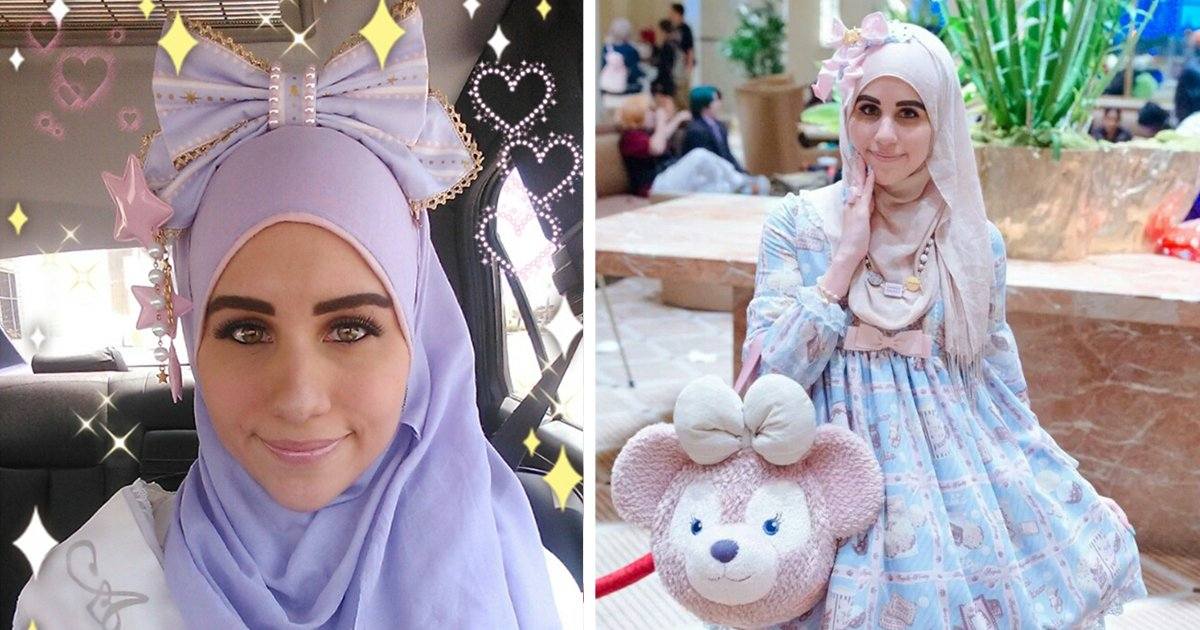 944edae41 Lolita': La nueva moda musulmana inspirada en los Japoneses