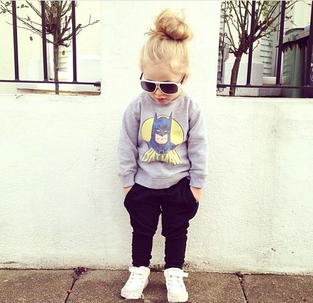 20 Fotos de niños fashionistas con mas estilo que tu 8bbf2175310