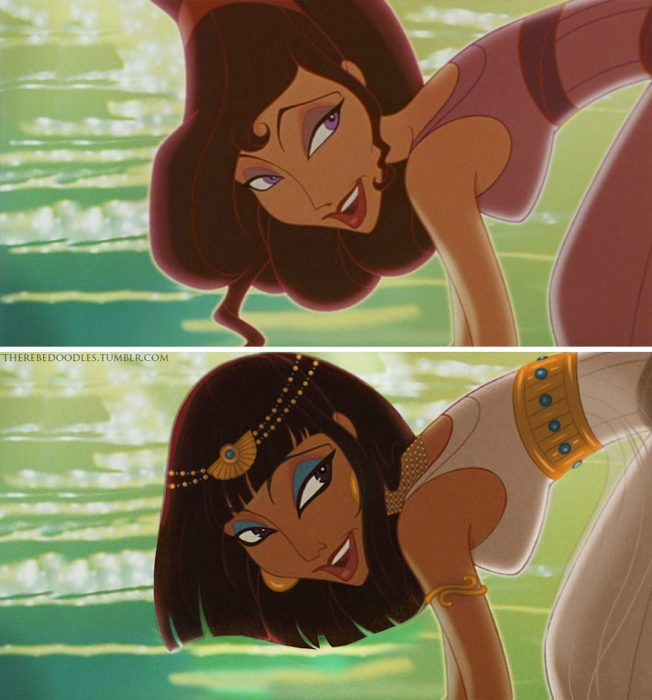 Princesa meg de hércules