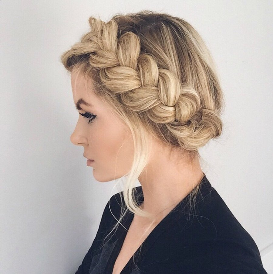 Beautiful Blonde Hair Ideas 1: 20 Hermosas Trenzas Que Sin Duda Te Robarán El Aliento