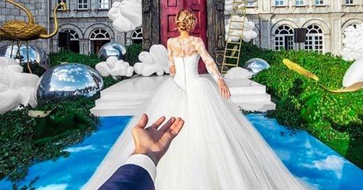 La famosa PAREJA #FollowMeTo finalmente se CASAN y publican las fotos de su boda