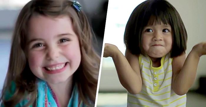 ¿Qué cambiarías de tu cuerpo? ¡La respuesta de los niños es increíble!
