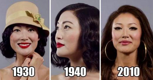 Esta mujer captura 100 años de BELLEZA en Corea en sólo un minuto