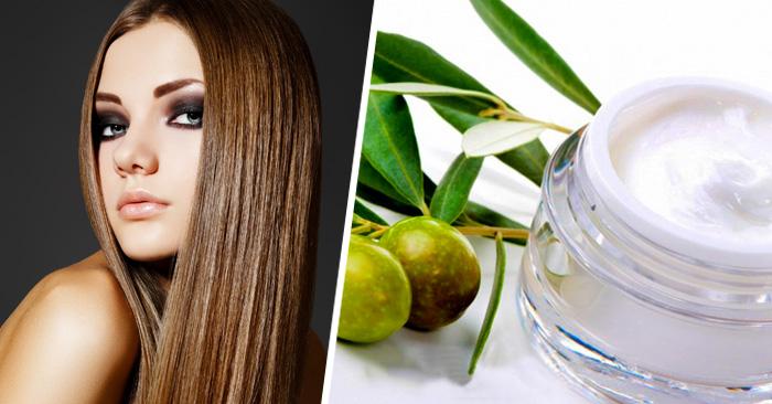 Cremas CASERAS para tener un cabello LISO y hermoso