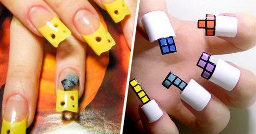 16 Diseños de uñas que NUNCA te deberías hacer