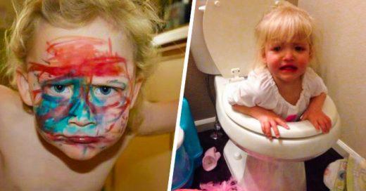 25 Pruebas de que tener NIÑOS es la experiencia más DIVERTIDA
