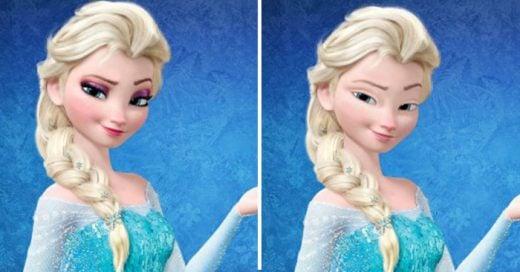Así es como lucen las PRINCESAS de Disney SIN maquillaje ¡Son hermosas!