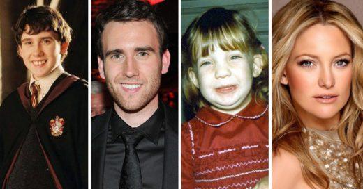 23 Fotos del ANTES y el DESPUÉS de las celebridades, que te darán esperanza