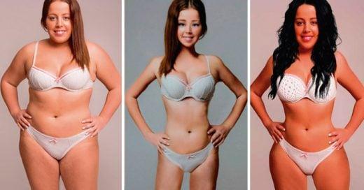 Así es como debería ser el cuerpo 'IDEAL' según los estándares de BELLEZA de 18 países