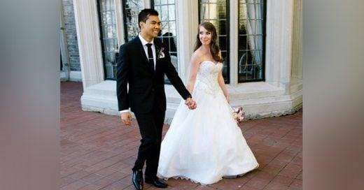Esta pareja celebró su BODA de ensueño justo antes de que el NOVIO muriera de cáncer