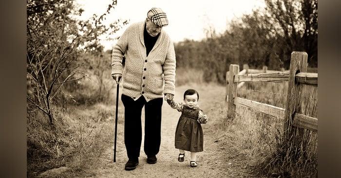 Carta A Mi Abuelo Gracias Por Todo Lo Que Hiciste Por Mi