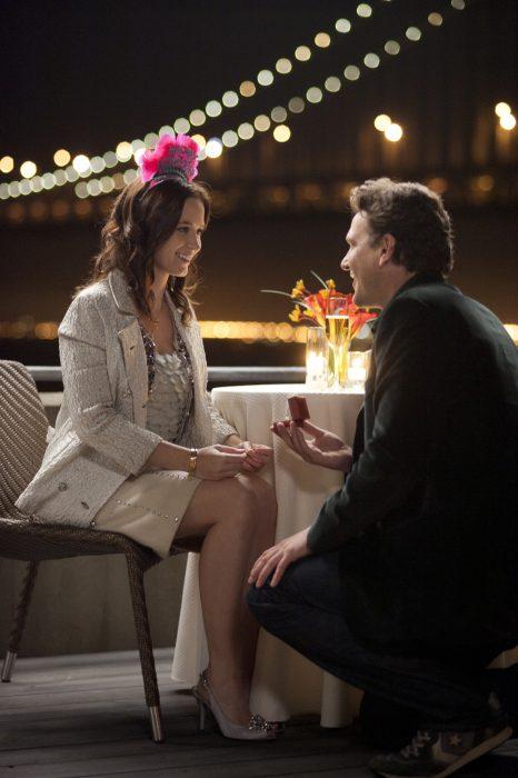 Escena de la película Eternamente comprometidos
