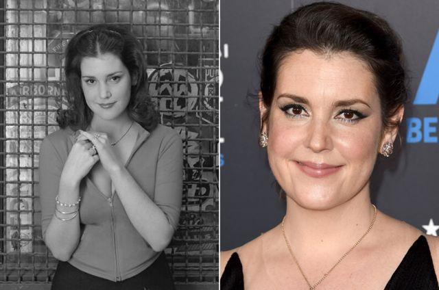 Comparación de la actriz interpretó a la mejor amiga de Violet en la película Coyote Ugly